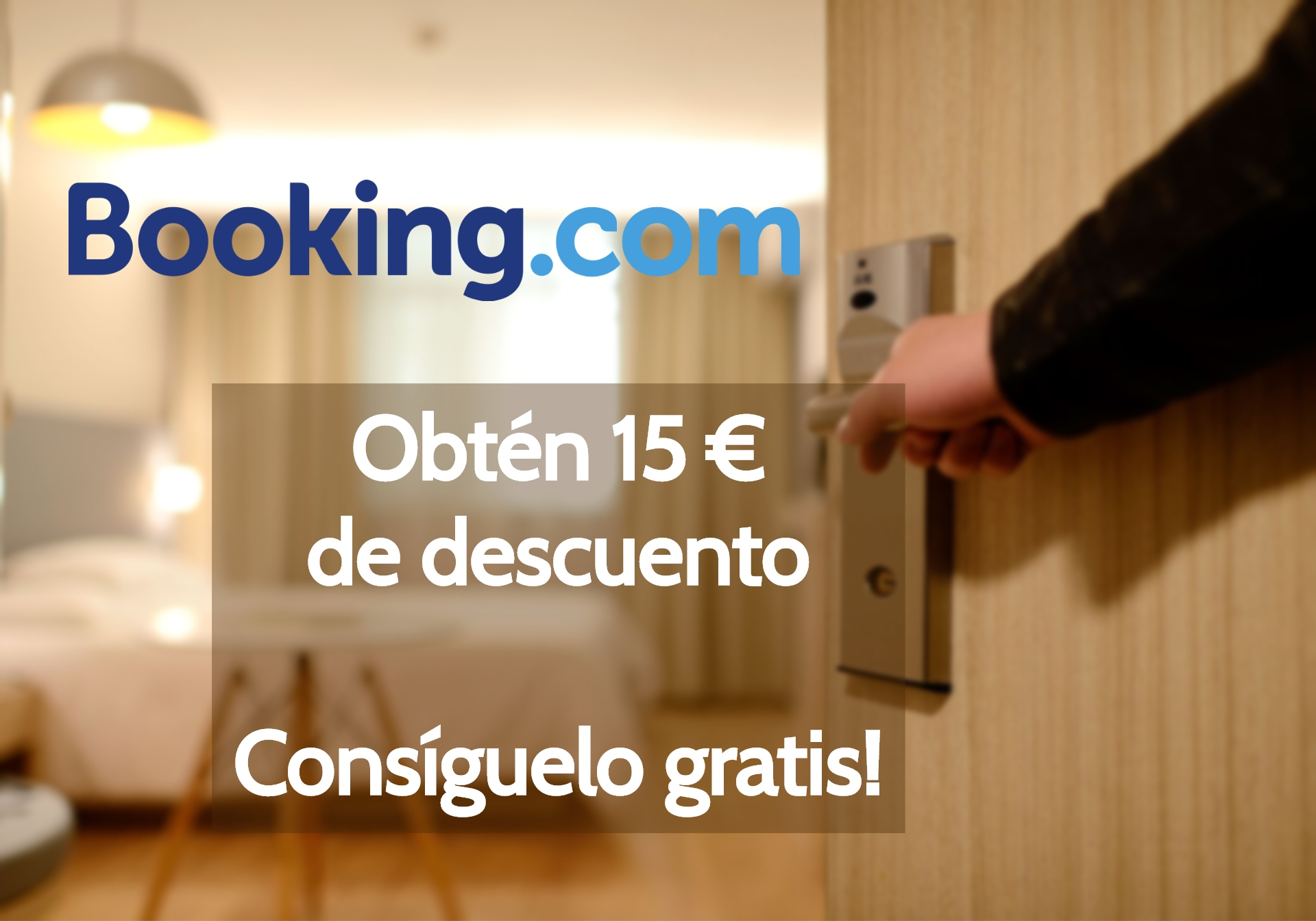 Cupón Booking
